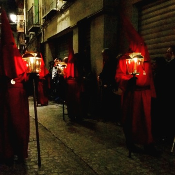 Good Friday procession, Toledo, Spain